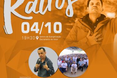 Kairós Sacramento de Amor com Eudes Duarte RCC