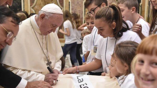 Papa Francisco, Vaticano, Amor de Deus
